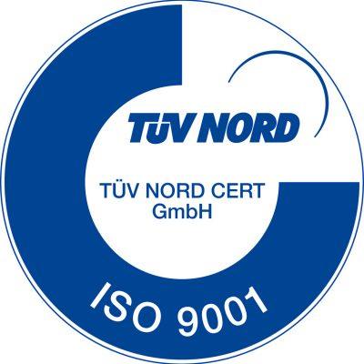 ISO9001_Zertifikat